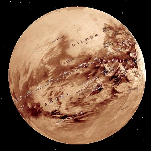 Google Earth add-ons Planetary Globes / Moon, Mars, Venus